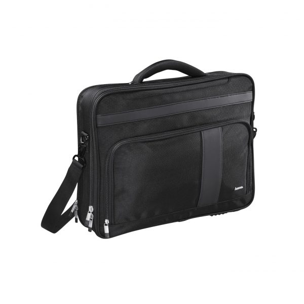 "Hama ""Dublin Life"" Notebook Bag, up to 44 cm (17.3""), black"