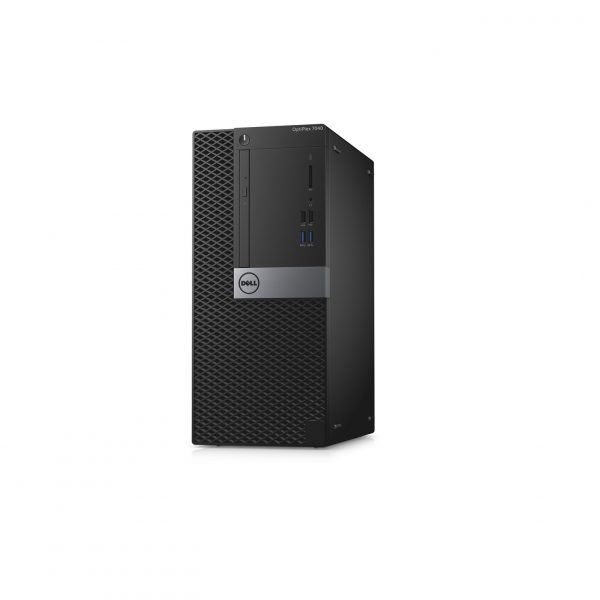 Dell OptiPlex 7040 Mini Tower desktop (Swordfish).