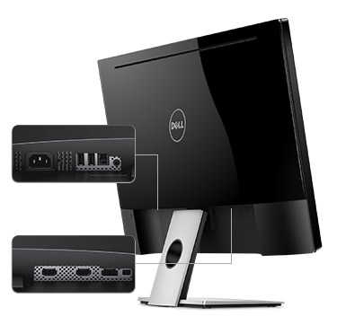 DELL S2817Q Ultra HD 4K Monitor
