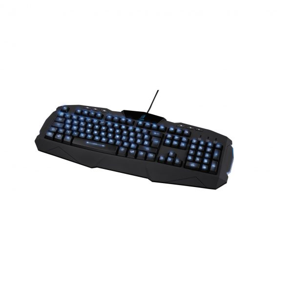Hama Gaming Keyboard uRage Illuminated