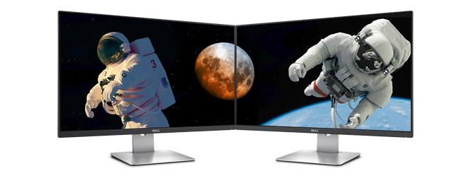 DELL S2715H Multimedia Full HD Monitor 1