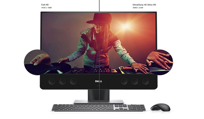 DELL XPS 7760 AIO Touch
