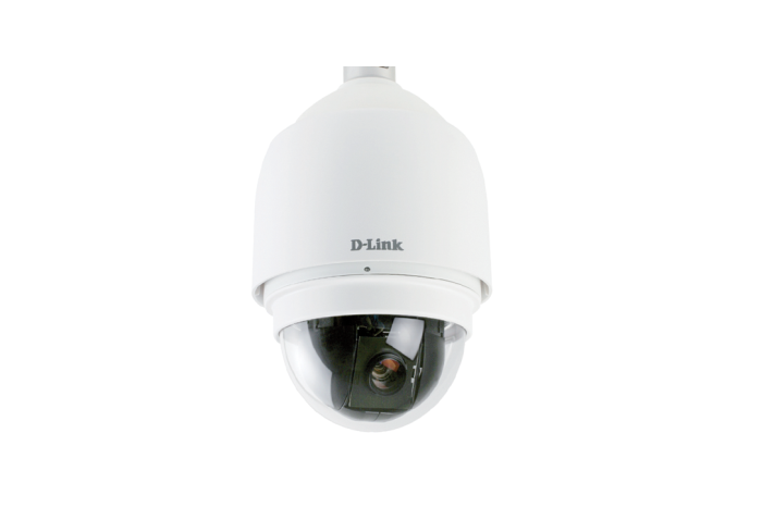 D-Link DCS-6915 Outdoor 20X Full HD Dome Network Camera